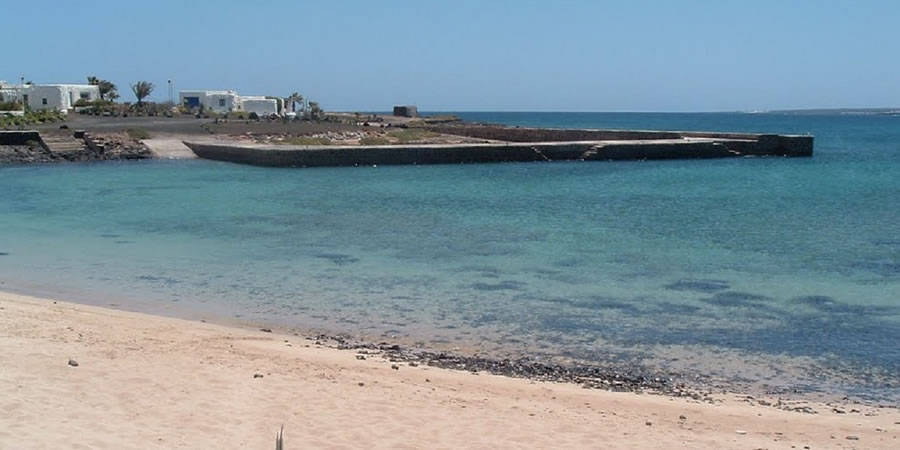 Playa de Pedro Barba